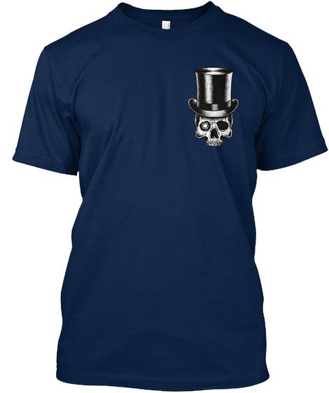 Task Force Voodoo   Voodoo Three Navy T-Shirt Front