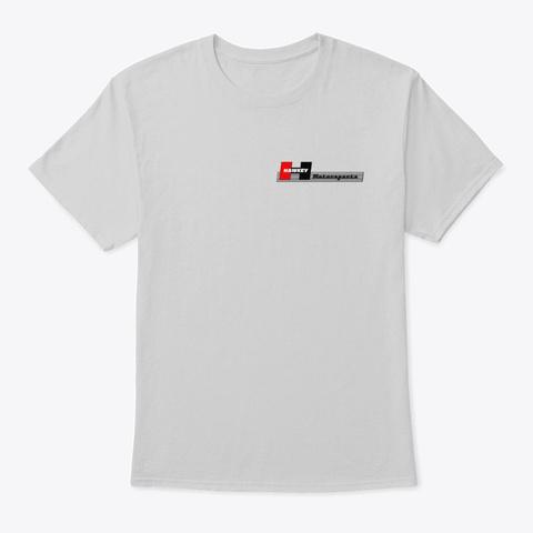 Hawkey Motorsports Light Steel T-Shirt Front