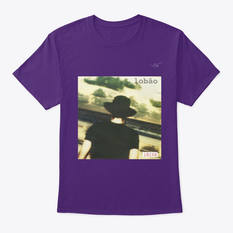 Life Is Sweet Purple T-Shirt Front
