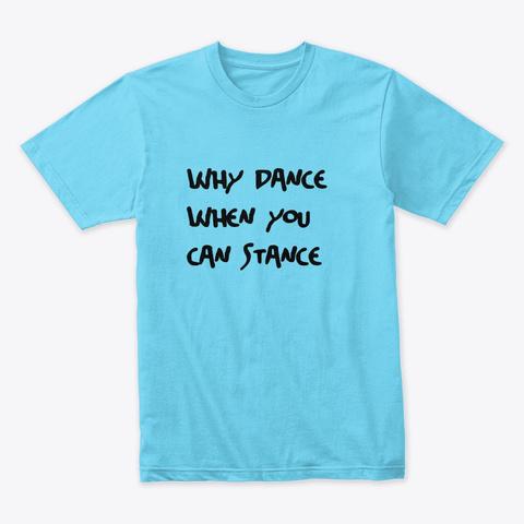 Ja Tahiti Blue T-Shirt Front