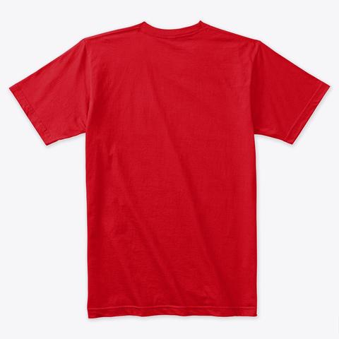 Vêtements Nct France Red T-Shirt Back