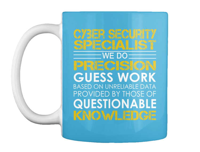 miniature 11 - Cyber Security Specialist Precision Gift Coffee Mug