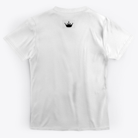 Made Different Standard T-Shirt Back