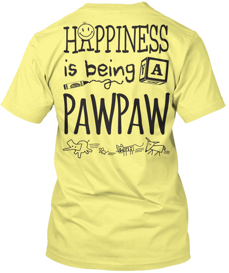 603e153f Happiness Is Being A Pawpaw - happy pawpaw happiness is being a ...