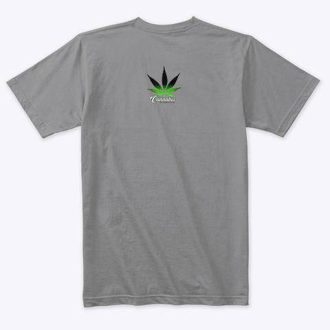 Gorilla Warfare Premium Heather T-Shirt Back