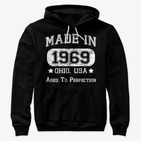 1969 OHIO HOODIE Unisex Tshirt