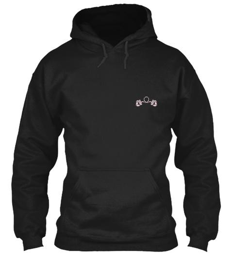 Longshorewoman  Limited Edition Black T-Shirt Front