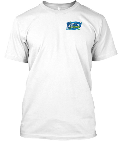 Bsc White T-Shirt Front