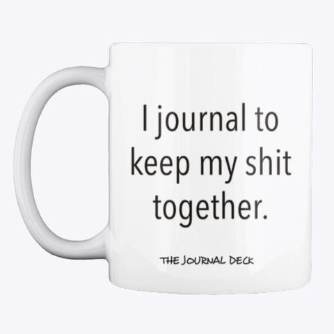 Keep It Together Mug White Mug Front