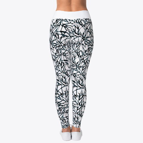 Pure Bliss Leggings Standard T-Shirt Back