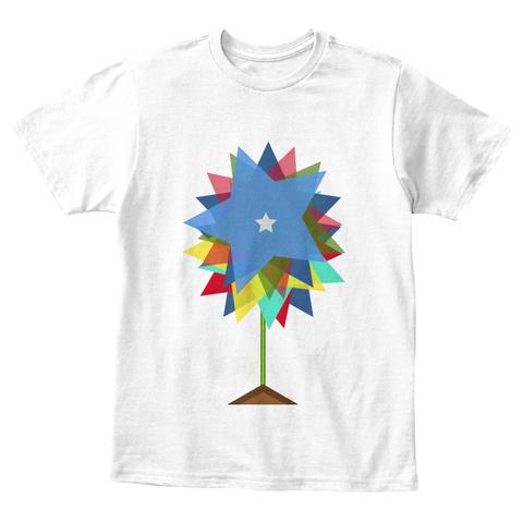 Kids Star Flower Shirt