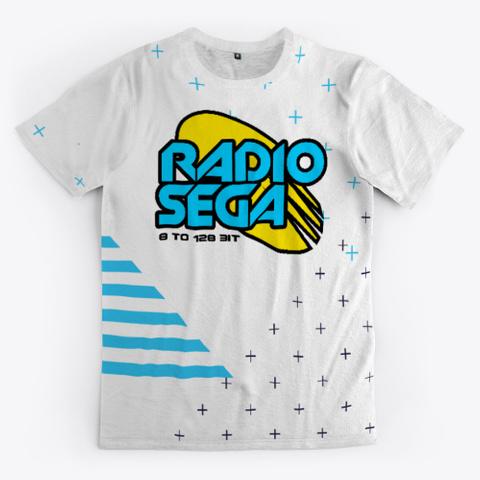 Radio Sega (2019)   Premium Standard T-Shirt Front