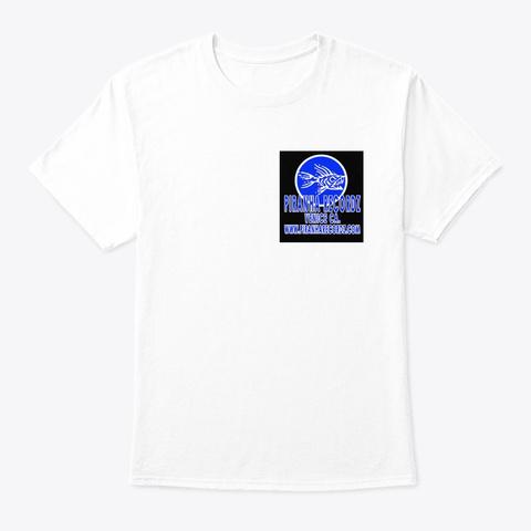Og Beowulf White T-Shirt Front