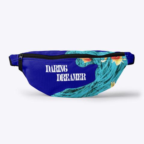 Daring Dreamer Fanny Deep Navy T-Shirt Front