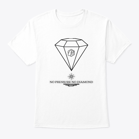 C.H. Apparel White T-Shirt Front