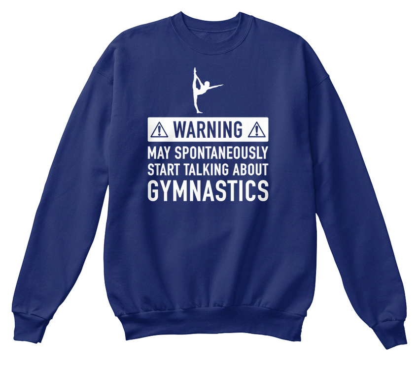 Gymnast-Gift-Idea-Sweat-Shirt-Confortable