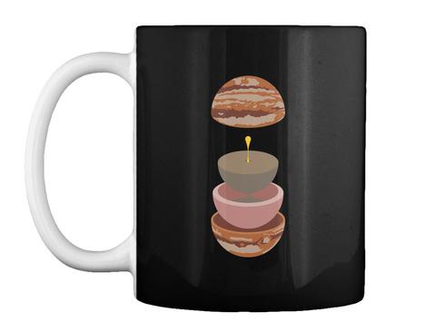 Layers Jupiter Mug V [Usa] #Sfsf Black Mug Front