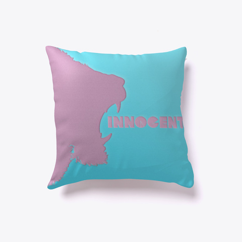 Innocent Pillow White T-Shirt Front