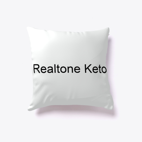 Realtone Keto Standard T-Shirt Front