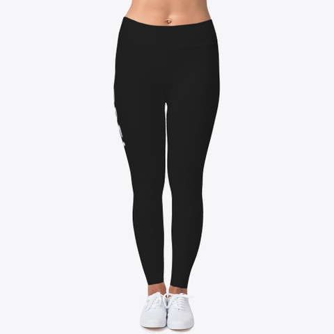 Rebel.Toys Yoga Pants Black T-Shirt Front