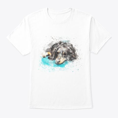 Dachsund Gift Design Dachsund Best Gift White T-Shirt Front