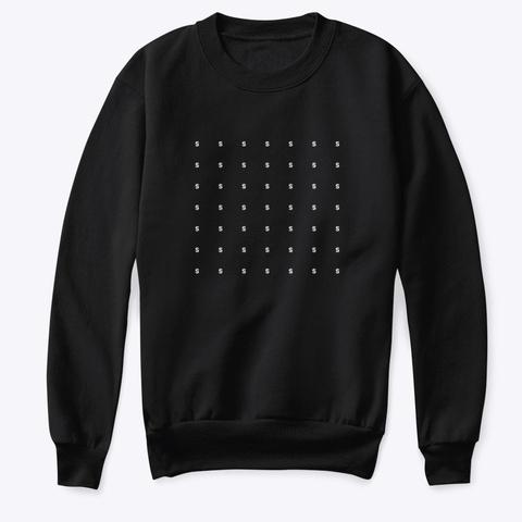 Sweatshirt: Sssssss Black T-Shirt Front