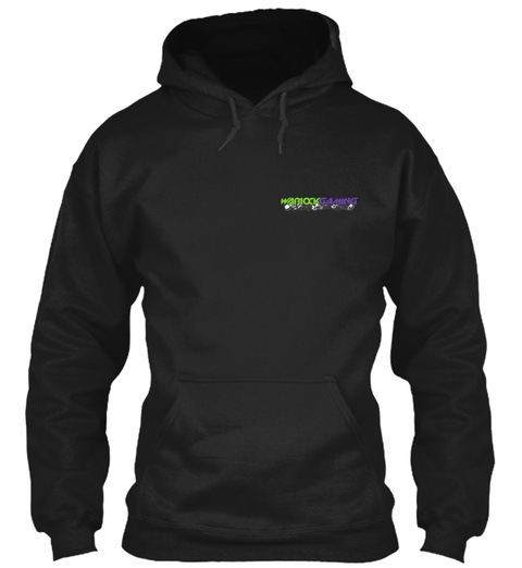 Warnock Gaming Black Maglietta Front