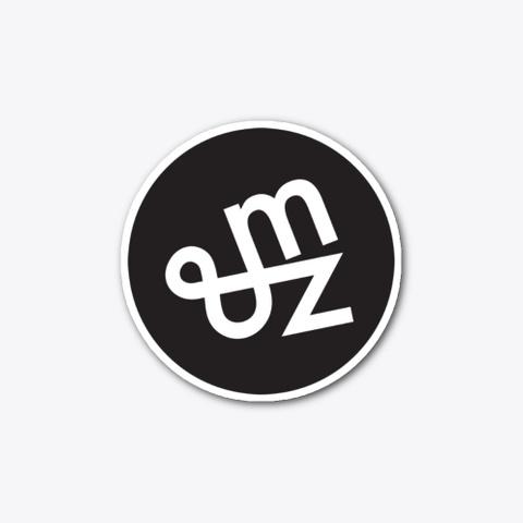 Mz Tees (Sticker) Standard T-Shirt Front