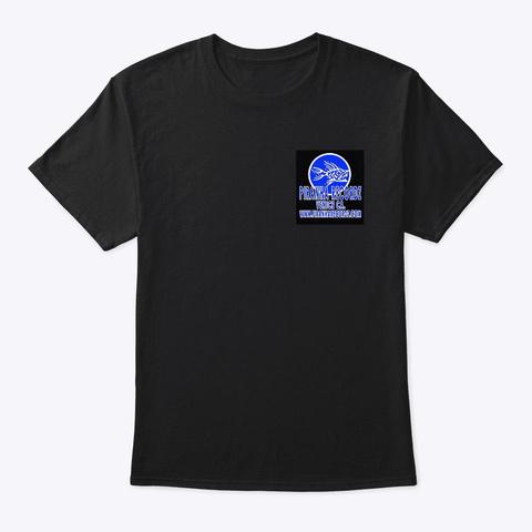 Rx Cx And R.J. Benifit Flyer Black T-Shirt Front