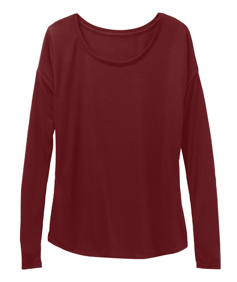 Awesome Postal Worker Maroon T-Shirt Front