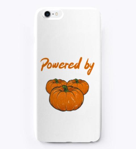 Powered By Pumpkins Standard T-Shirt Front