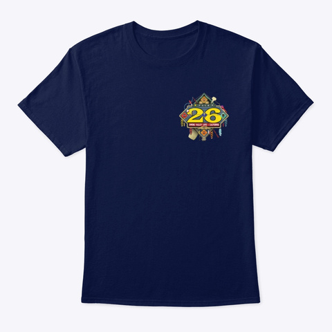 Pack 26 Spring Valley Lake Cub Scouts   Navy T-Shirt Front