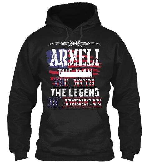 Armeli  Aronow  Arwood  Armock  Armond  Armour  Ashcom  Arocho  Arocha  Aronov  Armold  Arrona  Arnoux  Arroyo ... Black T-Shirt Front