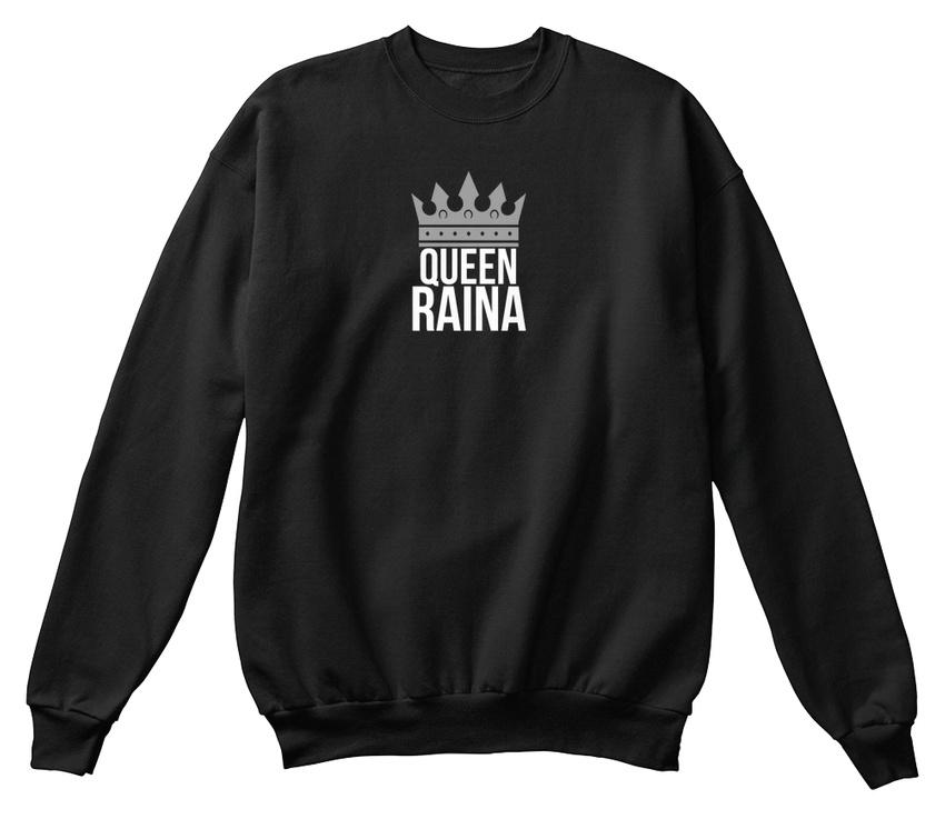 Sweat Simply shirt Standard Queen Raina unisexe w6wZ0S