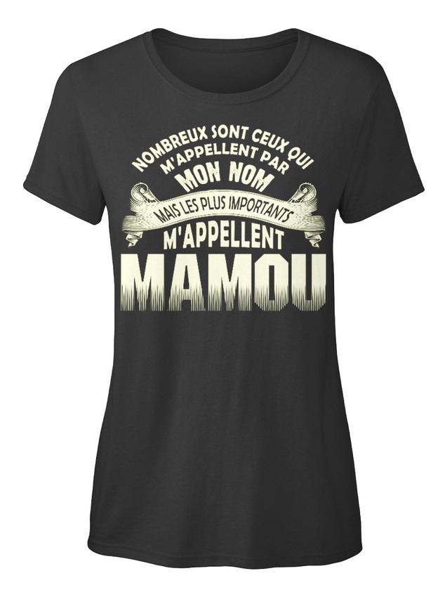 Long-lasting-Nombreux-Sont-Ceux-Qui-Mappellent-Par-M-T-shirt-Elegant-pour-Femme