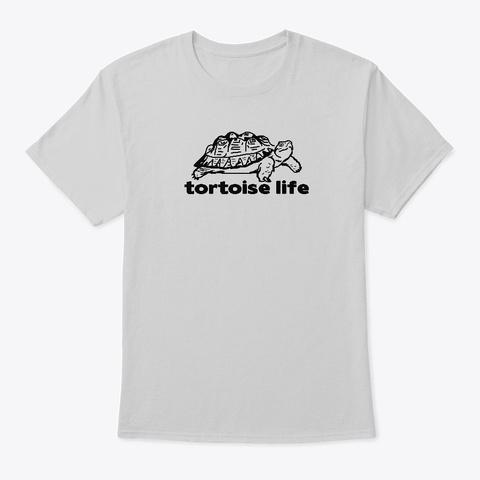 Tort Life Light Steel T-Shirt Front