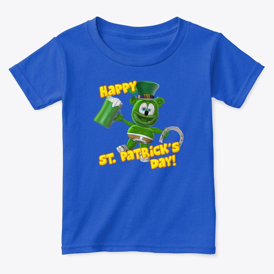 The Gummy Bear Saint Patricks Day – Hoodie Navy Size M