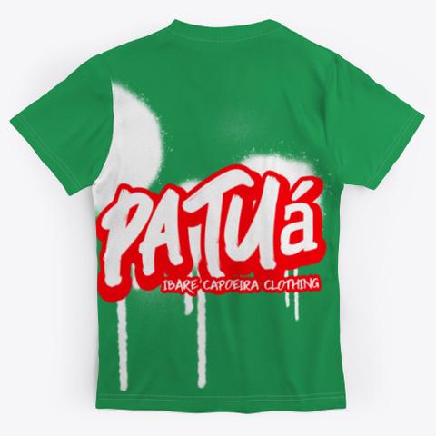 Meu Patuá Green T-Shirt Back