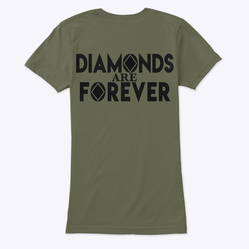 U.S Infantry T-shirt 1//225 Infantry Battalion