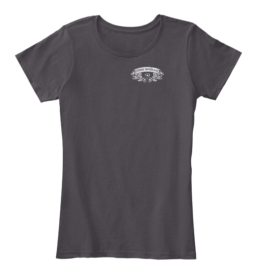 Irish-Woman-Women-039-s-Premium-Tee-T-Shirt thumbnail 10