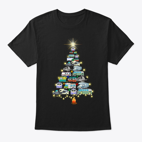 Christmas Special Gift Black T-Shirt Front