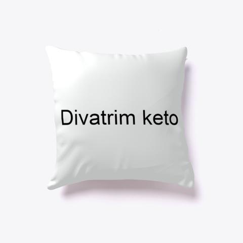 Divatrim Keto Standard T-Shirt Front