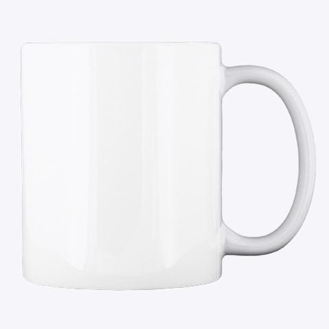Knowing Your Worth Mug White T-Shirt Back