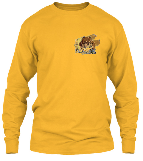 Total Bully Exotics  Gold T-Shirt Front