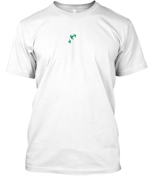 Official Regular Forces Shirt White T-Shirt Front