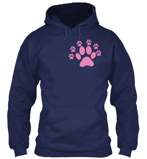 Limited Edition ~ Dog Groomer T Shirt Navy Sweatshirt Front
