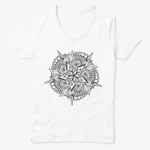 Mandala Fleur De Tiare Products From All Lovely Ideas Mandala