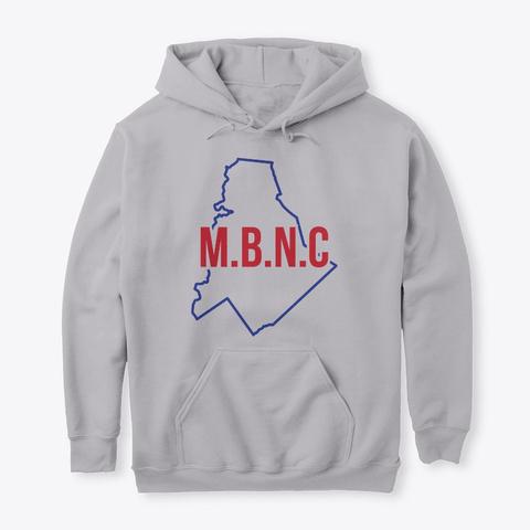 Mecklenburg County  102 Sport Grey T-Shirt Front