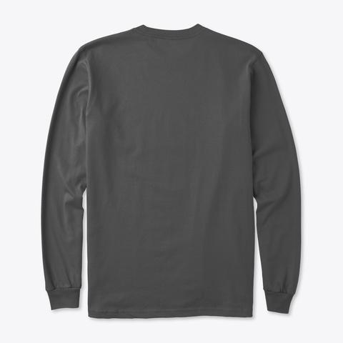 Ghetto By Babiboi Charcoal T-Shirt Back