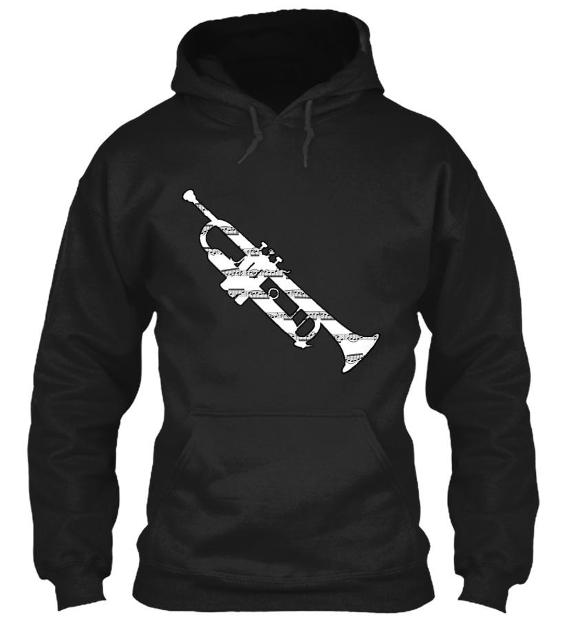 Euphies Trumpet Design Unisex Tshirt